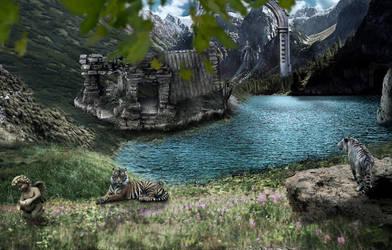 Tigrolandia by acg3fly