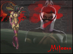 Mileena - Mortal Kombat 9