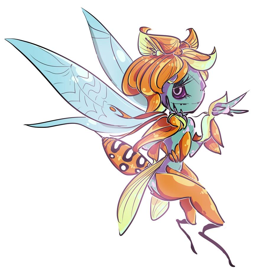 hornet imp by Soya-Sushi