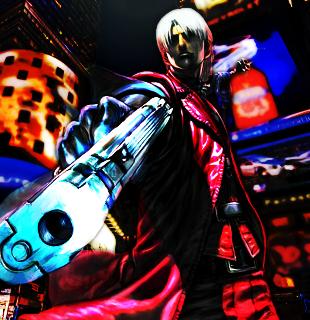 DMC - Dante by INF3CT3D-D3M0N