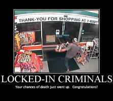 Locked-in Criminals