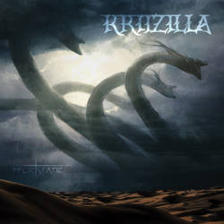 Kritzilla Album Cover (Version 2) by INF3CT3D-D3M0N