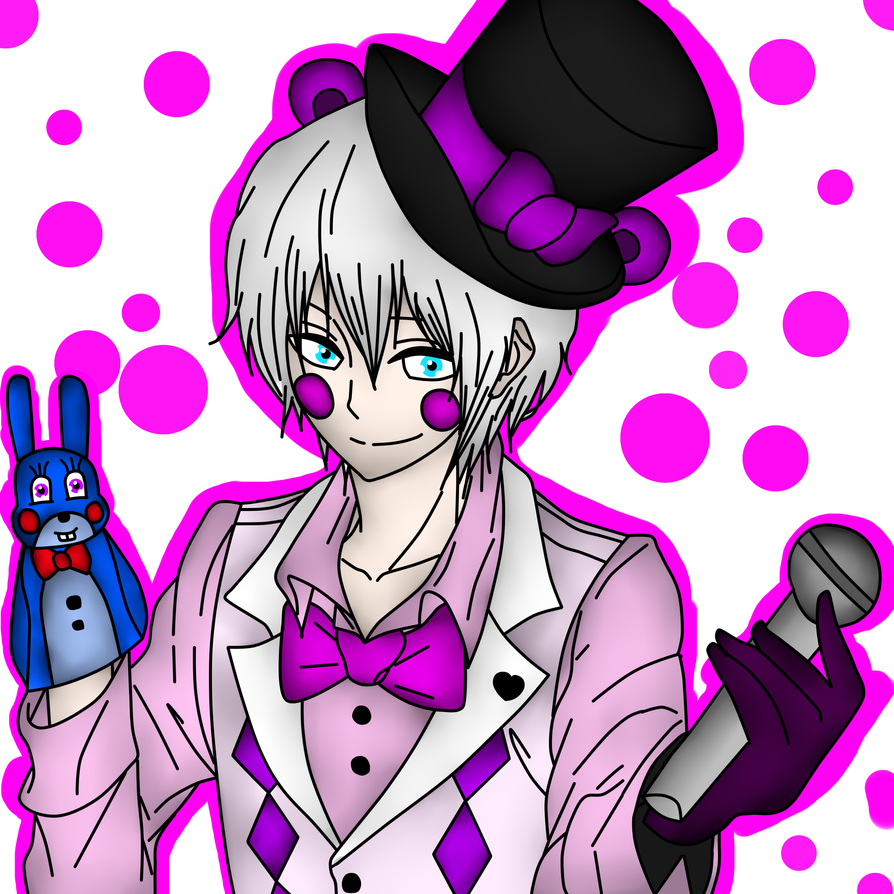 Funtime Freddy Anime Human By HorrorFreddy