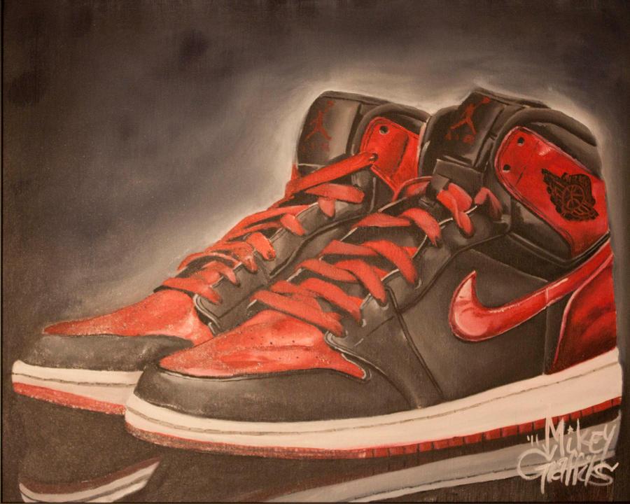 Air Jordan 1 by misternance ...