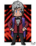 3rd Doctor by LittleCan0fHate