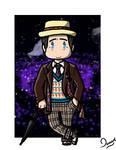 7th Doctor by LittleCan0fHate
