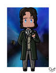 8th Doctor by LittleCan0fHate