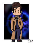10th Doctor by LittleCan0fHate