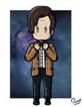 11th Doctor by LittleCan0fHate
