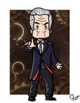 12th Doctor by LittleCan0fHate