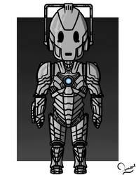 War Cyberman by LittleCan0fHate