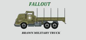 Fallout: Brawn Military Truck
