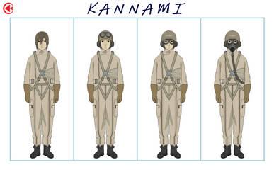 Kannami's Pilot Jumpsuit by Pan-Chemlon