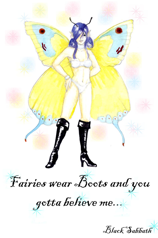 fairies wear boots by lynnwolf on deviantart