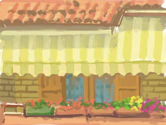 Artwork on DSi n.5 by Flavio77