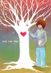 save our tree by NarutokingdoM