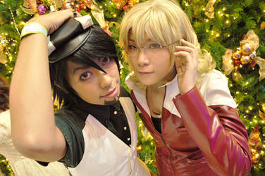 Tiger and Bunny COSPLAY by NarutokingdoM