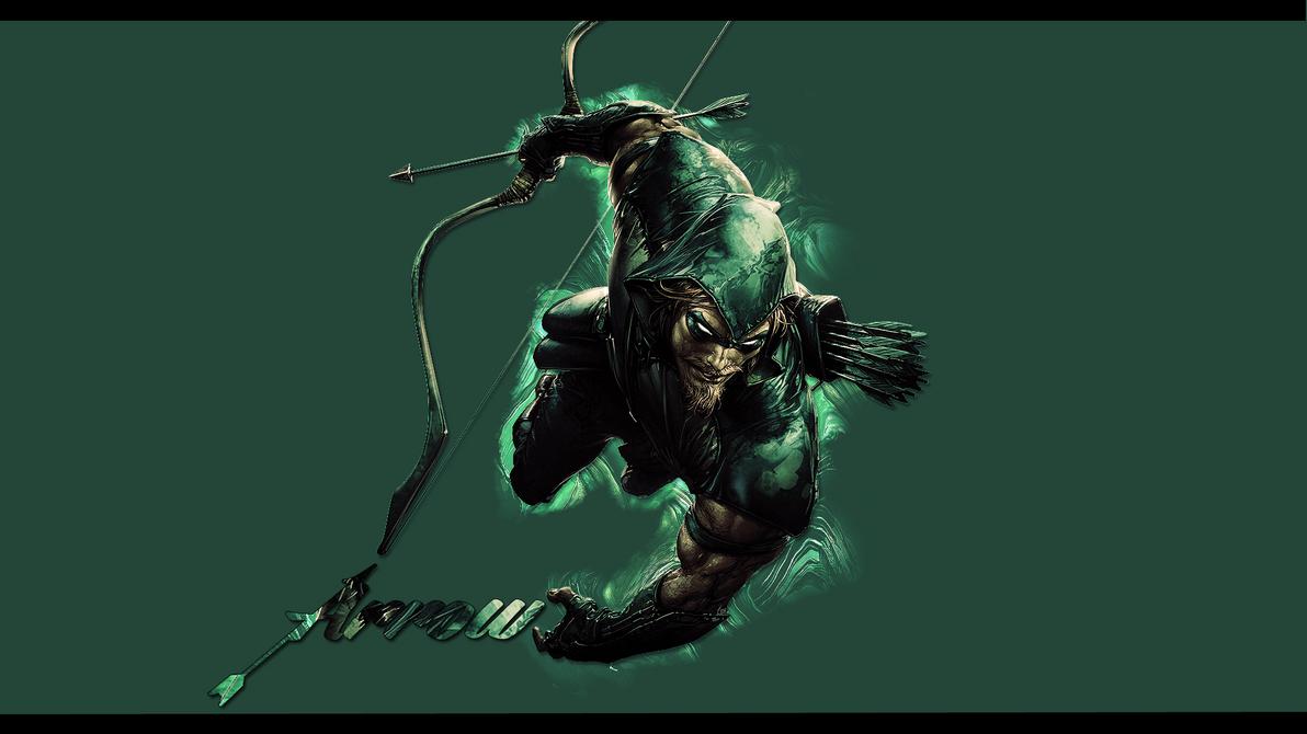 green arrow/arrow wallpaper hdtooyp on deviantart