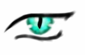 Sephiroth eye by Seferia
