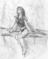Rain by Seferia