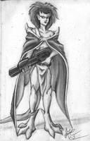 Demona by Seferia