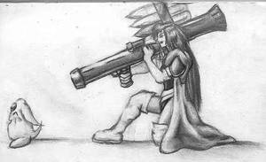 Blow up Mokana by Seferia