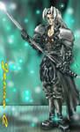 Sephiroth - old art