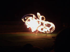 Fire dance by Seferia