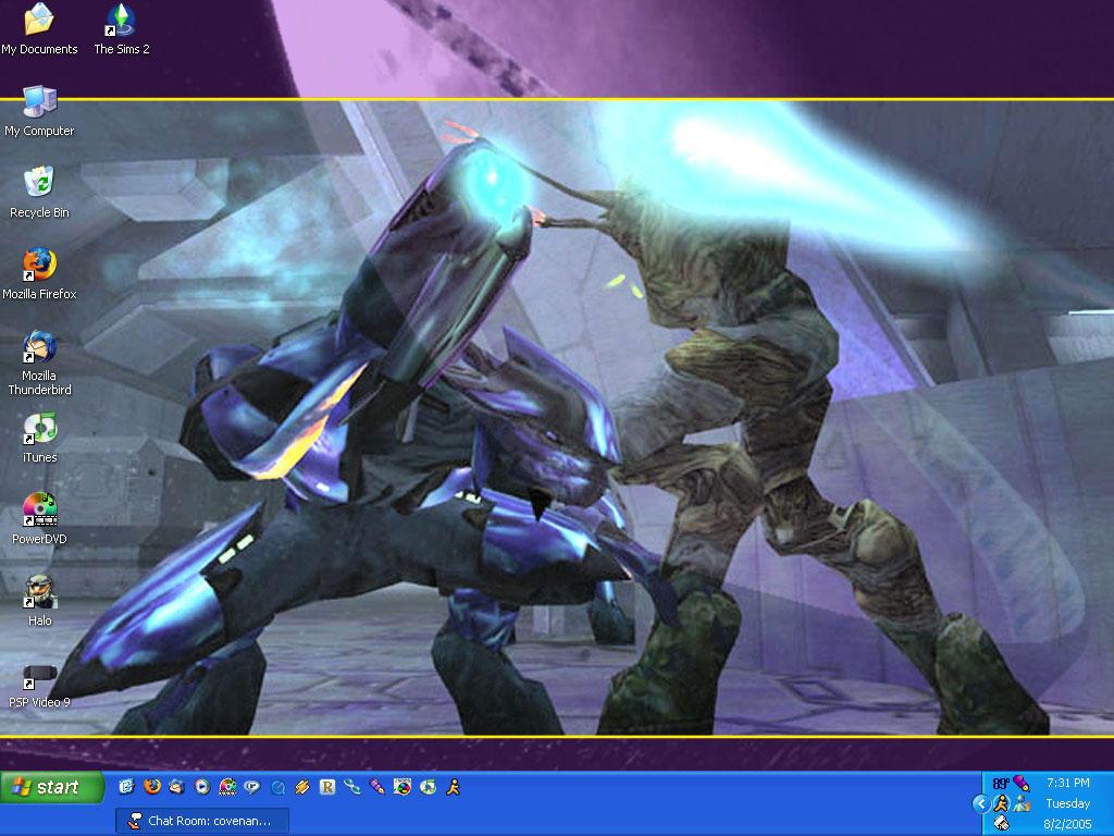 Covenant Elite desktop