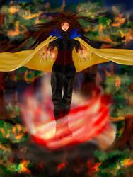 Eshrel brings the Firestorm