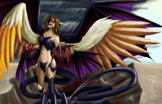 The Demon Seraphim's Wasteland