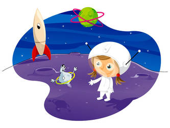 Space Friend