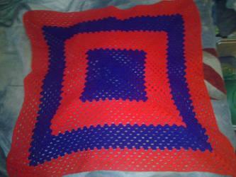 Second Baby Blanket by FireNekoGin