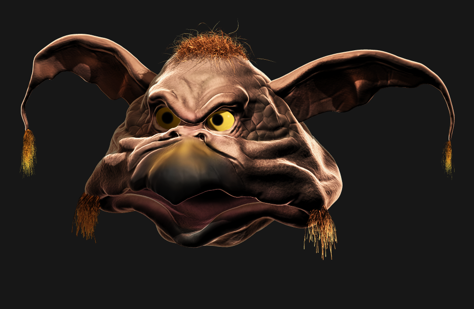 Salacious Crumb by Content-Josho