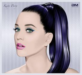 Katy Perry Vector