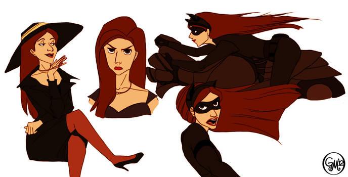 TDKR - Catwoman