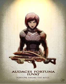 MASS EFFECT: Fortune favors the bold