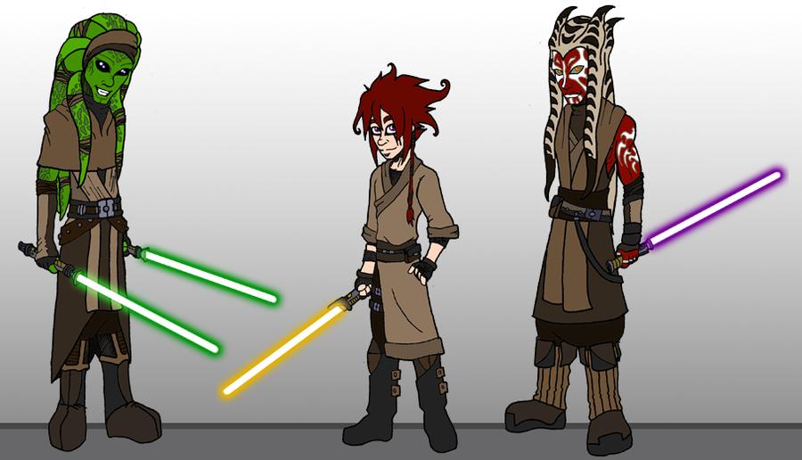 Jedis by DaGreatVincE