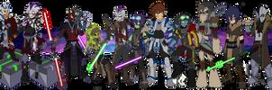 Star Wars OCs