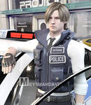 Leon S.Kennedy AS Police Officer