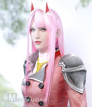 Zero Two 3D As Ada Wong