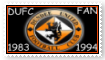 Dundee United Stamp by Thornacious