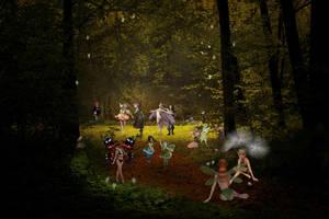 Magical Woodland by Pandymonium62