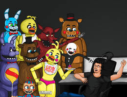 Happy B-day Markiplier by didipin