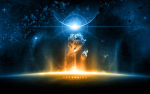 Ascension by fredrikpj