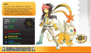 DW Championship 2012: Kyri + Pyrumon