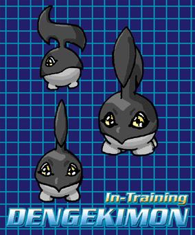 Dengekimon by kingandy