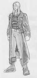 Sir Gillem by kingandy