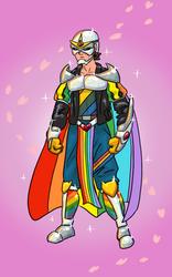Rainbow Armour Energise