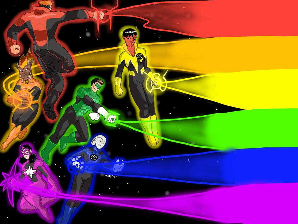 Emotional Spectrum by kingandy